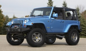 Jeep Wrangler Body Lifts